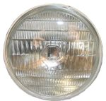 Replacement Headlamp Glass With Tractor Logo
